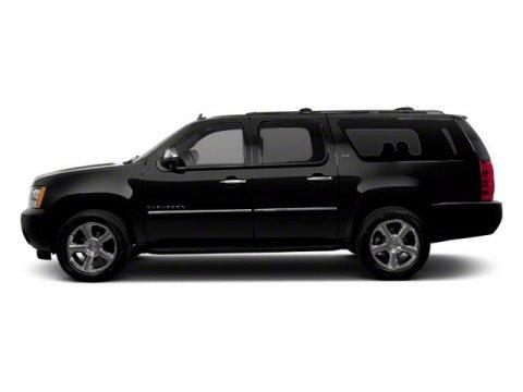 2012 Chevrolet Suburban LT BlackEbony V8 53L Automatic 140213 miles 2012 Suburban 1500 Chevro