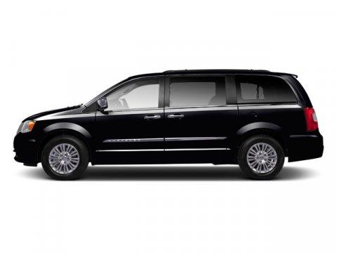 2012 Chrysler Town  Country Touring-L BlackDark Frost BeigeMedium Frost Beige Interior V6 36L