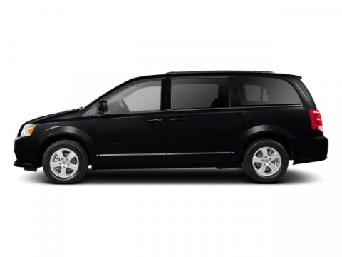 2012 Dodge Grand Caravan SXT Brilliant Black Crystal PearlBlackLight Graystone V6 36L Automati