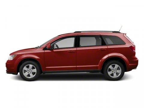 2012 Dodge Journey SXT FLEX FUEL Bright RedBlack V6 36L Automatic 72017 miles 3-DAY MONEY BAC
