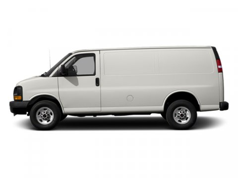 2012 GMC Savana Cargo Van G2500 Summit WhiteMedium Pewter V8 48L Automatic 34658 miles This G