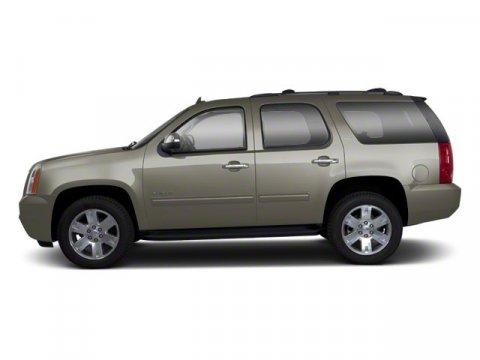 2012 GMC Yukon SLT Steel Gray Metallic V8 53L Automatic 8391 miles  EBONY ULTRASOFT LEATHER-A