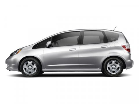 2012 Honda Fit Alabaster Silver MetallicGray V4 15L Automatic 40764 miles 4D Hatchback 15L