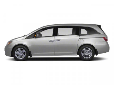 2012 Honda Odyssey Touring Alabaster Silver MetallicGray V6 35L Automatic 38181 miles New Ar