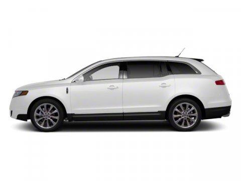 2012 Lincoln MKT AWD wEcoBoost Sunroof Navigatio White Platinum Tri-CoatLight Stone V6 35L Aut