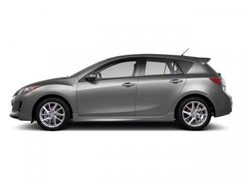 2012 Mazda Mazda3 i Touring Liquid Silver MetallicBlack V4 20L Automatic 40908 miles Move qui