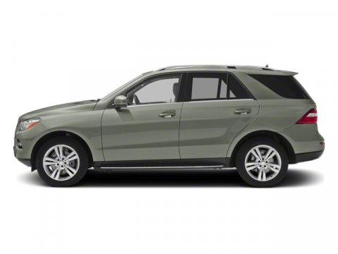 2012 Mercedes M-Class ML350 BlueTEC Palladium Silver MetallicGrey V6 30L Automatic 88983 miles
