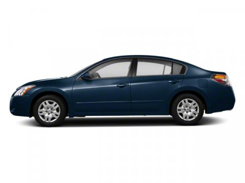 2012 Nissan Altima 25 S Navy Blue Metallic V4 25L Variable 60686 miles TWO NEW TIRES INSTALL