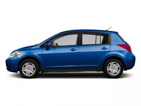 2012 Nissan Versa S Metallic Blue V4 18L Automatic 50227 miles  Front Wheel Drive  Power Ste