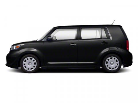 2012 Scion xB WGN BLACK V4 24L Automatic 71030 miles  Front Wheel Drive  Power Steering  4-