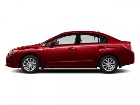 2012 Subaru Impreza 20i Premium Camellia Red PearlGray V4 20L Variable 81979 miles  AUTO DIM