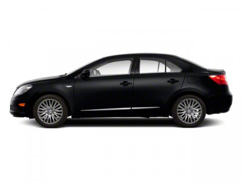 2012 Suzuki Kizashi SLS Sport Black Pearl Metallic V4 24L Variable 58860 miles  All Wheel Dri