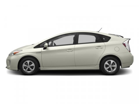 2012 Toyota Prius Four Blizzard Pearl V4 18L Variable 40731 miles  Color-keyed folding pwr he