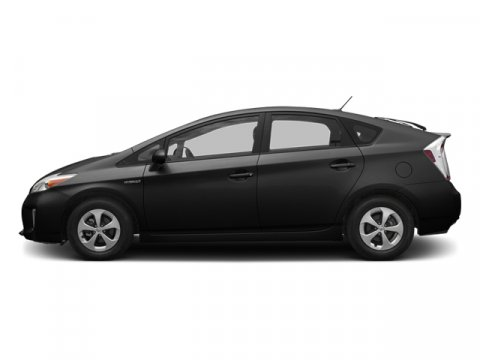 2012 Toyota Prius Black V4 18L Variable 37797 miles  Ventilated front  solid rear pwr disc b