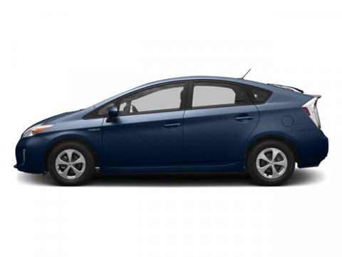 2012 Toyota Prius Nautical Blue MetallicCHARCOAL GREY V4 18L Variable 37140 miles  Ventilated