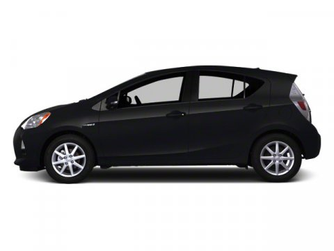 2012 Toyota Prius c Two Black Sand PearlBLACK AND GRAY V4 15L Variable 29600 miles Delivers 4