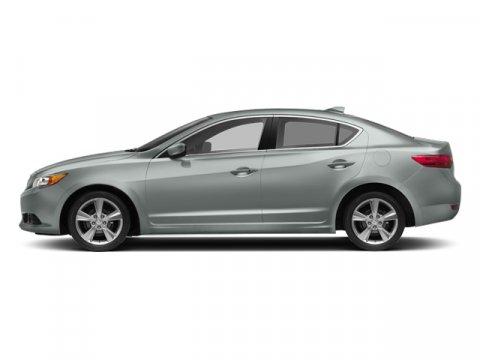 2013 Acura ILX Premium Pkg Silver Moon MetallicParchment V4 20L Automatic 28288 miles  Front