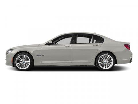 2013 BMW 7 Series 750Li Alpine White V8 44L Automatic 19693 miles Turbocharged Rear Wheel Dr