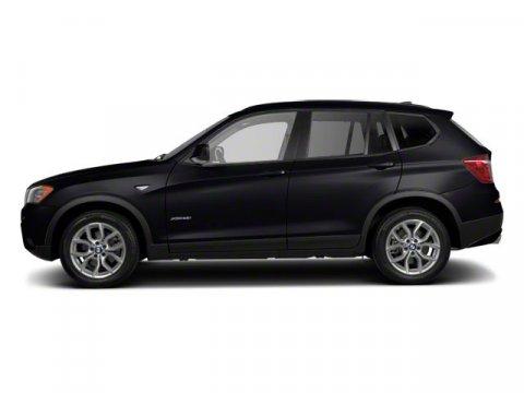 2013 BMW X3 xDrive35i Black Sapphire MetallicBlack V6 30L Automatic 25620 miles -New Arrival-