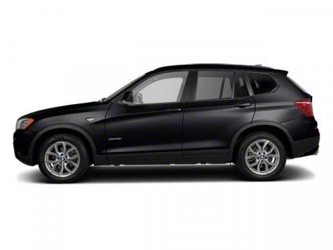 2013 BMW X3 xDrive28i Jet Black V4 20L Automatic 33759 miles  Turbocharged  All Wheel Drive