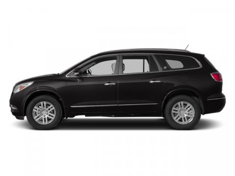 2013 Buick Enclave Navigation Sunroof Carbon Black MetallicEbony V6 36L Automatic 31640 miles
