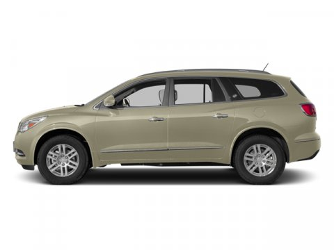 2013 Buick Enclave AWD Premium Navigation Sunroof Champagne Silver MetallicChoccachino V6 36L A