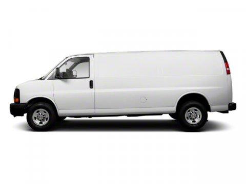 2013 Chevrolet Express Cargo Van CARGO Summit White V8 60L Automatic 216 miles  Rear Wheel Dr