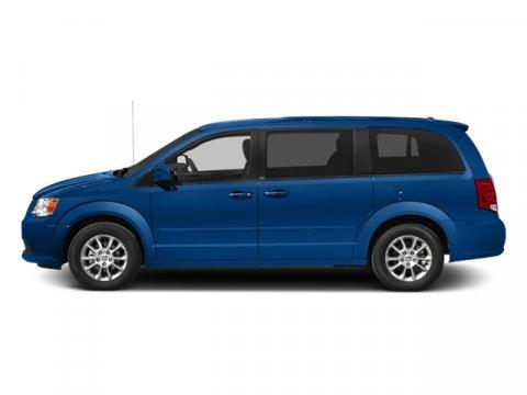 2013 Dodge Grand Caravan SXT Blue Streak PearlBlackLight Graystone V6 36L Automatic 143000 mi