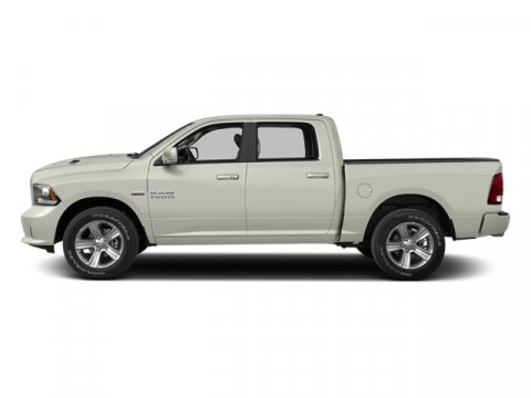 2013 Ram 1500 C Bright White V8 57L Automatic 23879 miles  Rear Wheel Drive  Power Steering