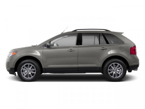 2013 Ford Edge SEL Mineral Gray MetallicCharcoal Black V6 35L Automatic 42270 miles Value of