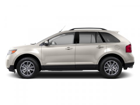 2013 Ford Edge SEL White Platinum Tri-Coat MetallicCharcoal Black V6 35L Automatic 31324 miles