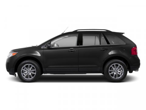 2013 Ford Edge Limited Navigation Sunroof Tuxedo Black MetallicCharcoal Black V4 20L Automatic