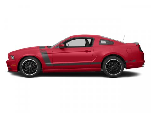 2013 Ford Mustang Boss 302 Race RedCharcoal Black V8 50L Manual 7045 miles BLUETOOTH MP3 Pla