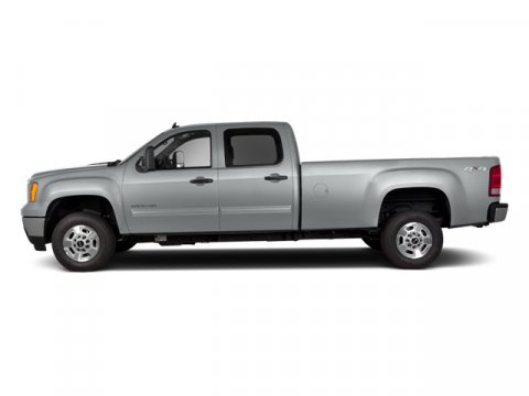 2013 GMC Sierra 2500HD SLT Quicksilver Metallic V8 66L Automatic 44528 miles  EBONY LEATHER-A