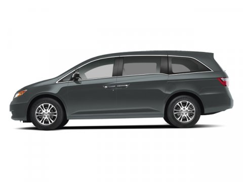 2013 Honda Odyssey EX Gray V6 35L Automatic 25842 miles  Front Wheel Drive  Power Steering