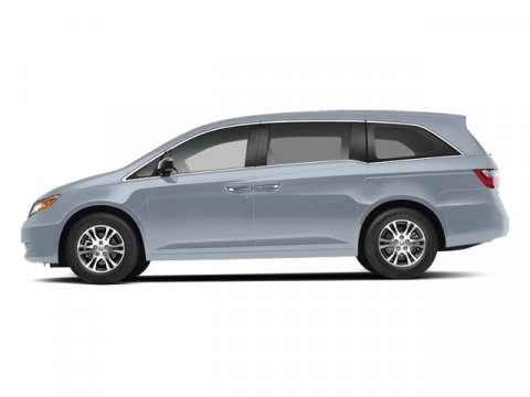 2013 Honda Odyssey EX-L Blue V6 35L Automatic 58857 miles  Front Wheel Drive  Power Steering