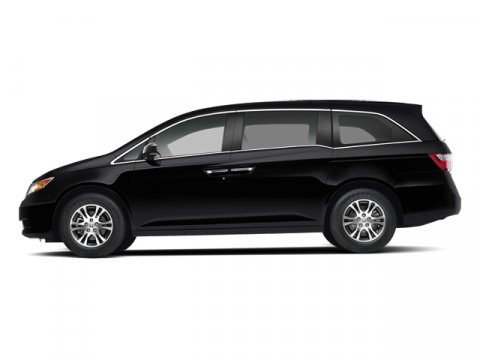 2013 Honda Odyssey EX-L Crystal Black Pearl V6 35L Automatic 21331 miles  Front Wheel Drive