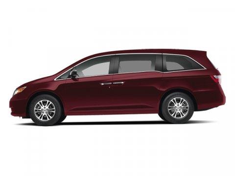 2013 Honda Odyssey EX-L Dark Cherry Pearl V6 35L Automatic 55869 miles  Front Wheel Drive  P