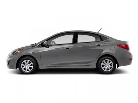 2013 Hyundai Accent GLS Cyclone GrayGray V4 16L Manual 23527 miles  CARPETED FLOOR MATS  ELE