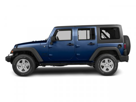 2013 Jeep Wrangler Unlimited C BlueBlack V6 36L Automatic 32720 miles  Four Wheel Drive  Pow