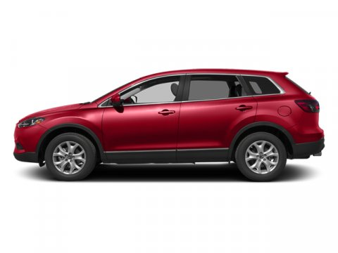 2013 Mazda CX-9 Touring Zeal Red MicaBlack V6 37L Automatic 43444 miles AWD Hey Look right