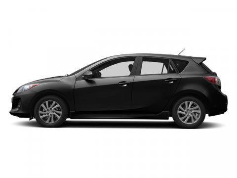 2013 Mazda Mazda3 i Touring Black MicaBlack V4 20L Automatic 41592 miles Get yourself in here
