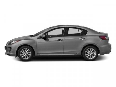 2013 Mazda Mazda3 i Sport Liquid Silver MetallicBlack V4 20L Automatic 29872 miles  Front Whe