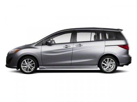 2013 Mazda Mazda5 Sport Liquid Silver Metallic V4 25L Automatic 55479 miles  Front Wheel Driv