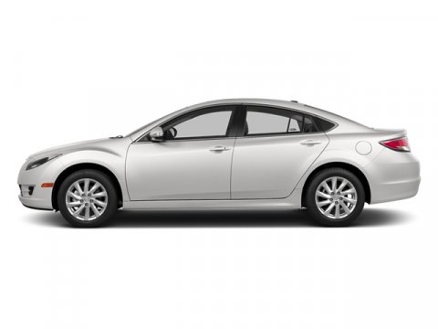 2013 Mazda Mazda6 i Sport White Platinum PearlBlack V4 25L Automatic 30567 miles LOCAL TRAD