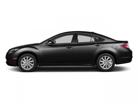 2013 Mazda Mazda6 i Sport Ebony BlackBlack V4 25L Automatic 48778 miles LOCAL TRADE C