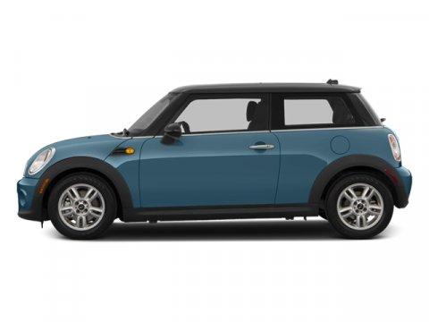 2013 MINI Cooper Hardtop Ice Blue V4 16L  10751 miles  Front Wheel Drive  Power Steering  4