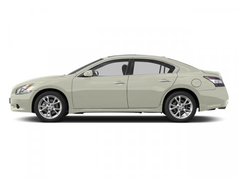 2013 Nissan Maxima 35L Pearl White V6 35L Variable 49363 miles  Front Wheel Drive  Power St