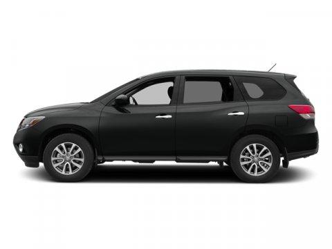 2013 Nissan Pathfinder SL Super Black V6 35L Variable 34711 miles  Front Wheel Drive  Tow Ho