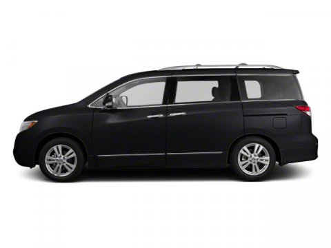 2013 Nissan Quest SV Super Black V6 35L Variable 22490 miles  Front Wheel Drive  Power Steer